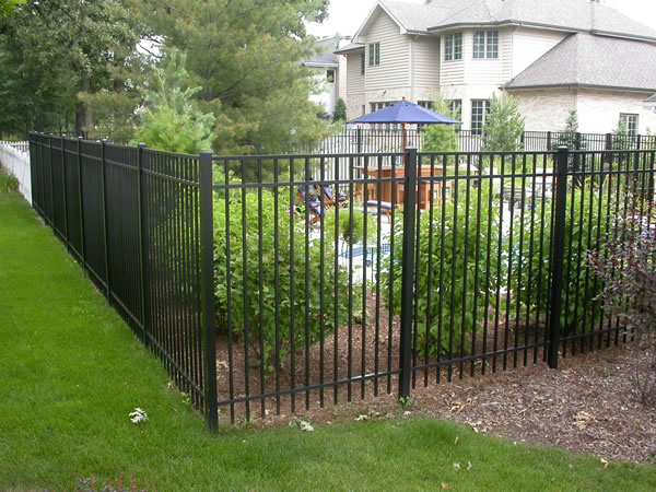 how to build a fence without pre made fence panels